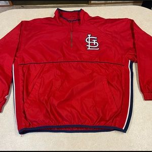 St. Louis Cardinals pull over